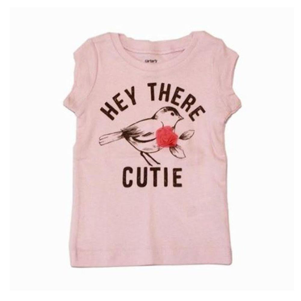 Camiseta Carters Hey There Cute