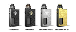 Kit Mod Vandy Vape Requiem BF