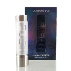 Fush Semi-Mech LED Tube Mod - Acrohm