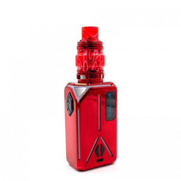 LE KIT DÉBUTANT 235W TC LEXICON ROUGE - ELEAF
