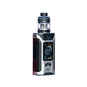Kit SINUOUS RAVAGE230 200W TC - Wismec avec GNOME Evo Tank-4ML