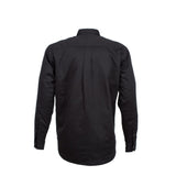 Resurgence Gear Protective Motorcycle Riding Shirt in Black Canvas