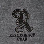 RESURGENCE GEAR EASY RIDER MEN'S PROTECTIVE LINED MOTORCYCLE HOODIE