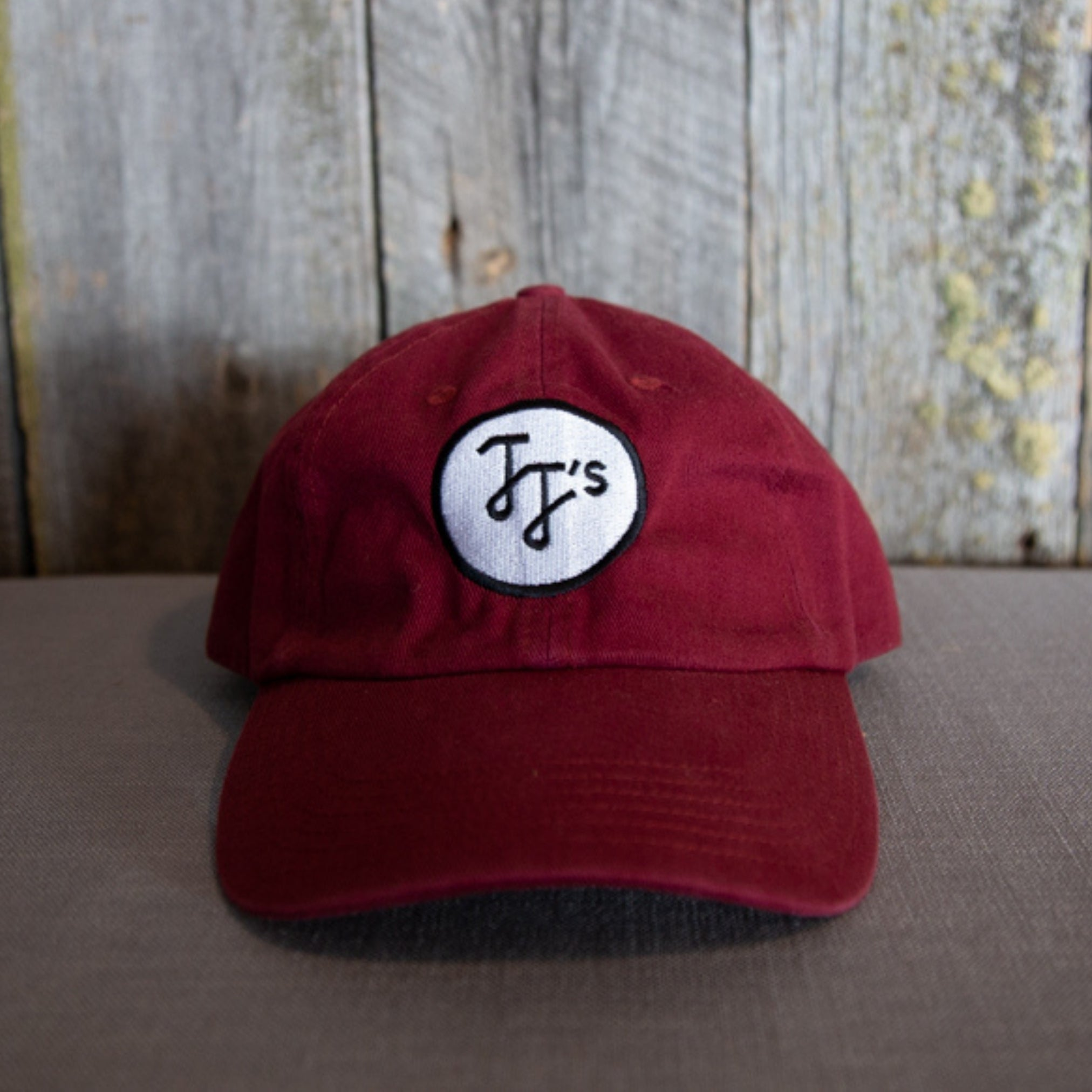 JJs Garment Washed Cap