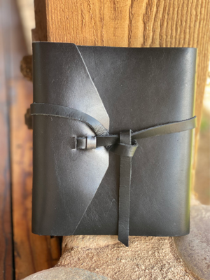 Observer Leather Journal