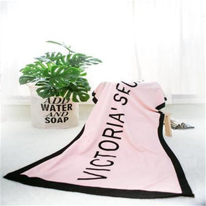 Polyester Rectangular Beach Towel