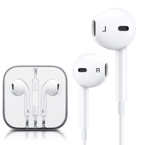 In Line Control Earphone with Mic Headset