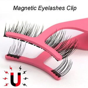 Magnetic Lashes Applicator for Makeup