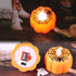 Halloween Pumpkin LED Light Candle