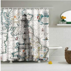 Waterproof Polyester Fabric Curtain