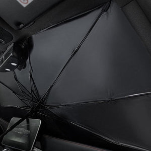 UV Windshield Foldable Car Sun Umbrella
