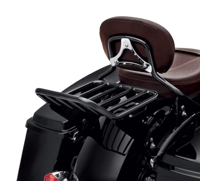 H-D Detachables Two-Up Luggage Rack*