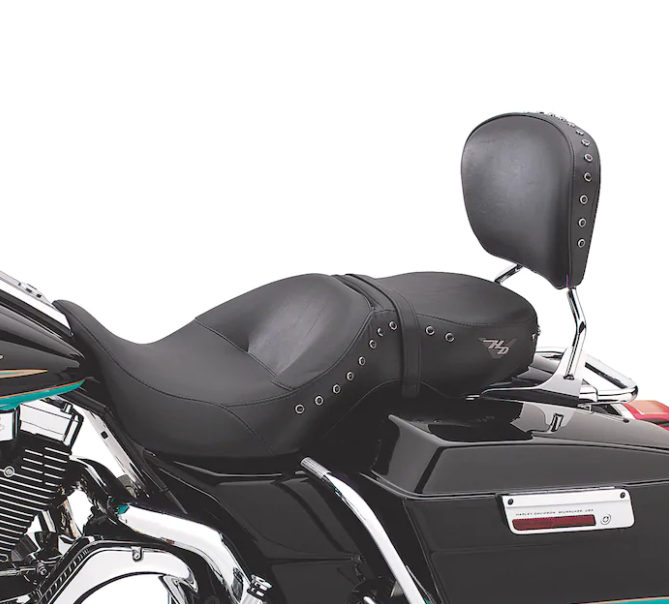 Sundowner Seat – Road King® Black Studs