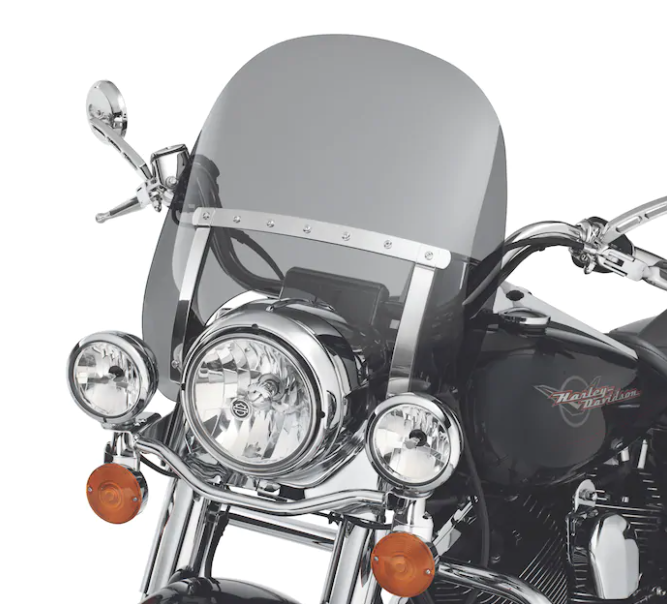 "Road King® 14"" H-D® Detachables™ Wind Deflector"