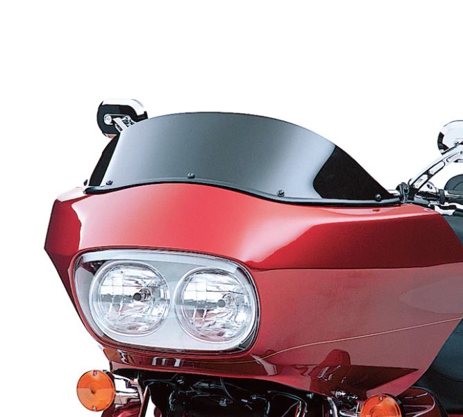 "Road Glide 5"" Wind Deflector – Black"