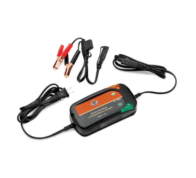 1.25 Amp Weather-resistant Battery Charger