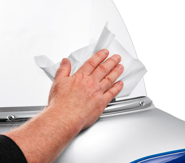 Windshield Cleaner – Individual Wipes
