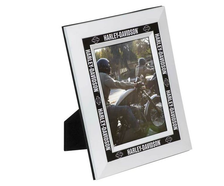 Harley-Davidson® Inlay Zinc Alloy Picture Frame
