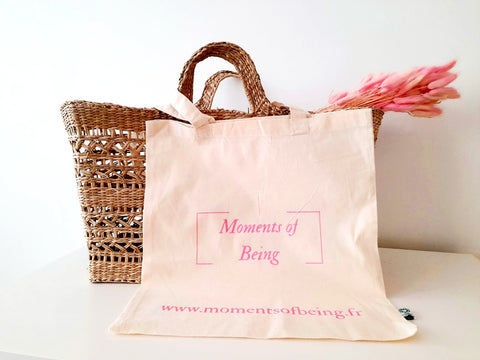 Totebag Moments of Being