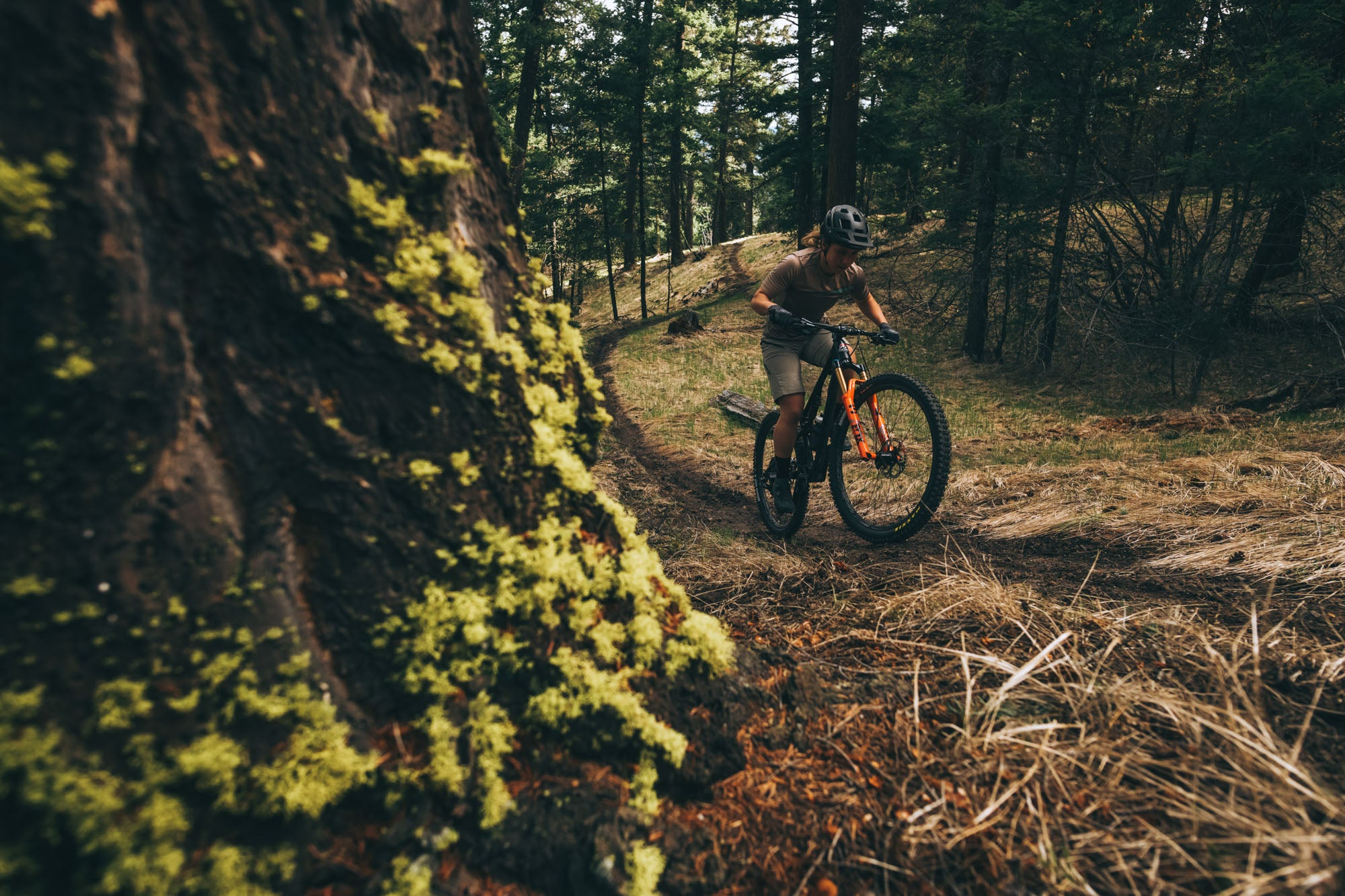 Andreane Lanthier Nadeau rides the Element in British Columbia, Canada