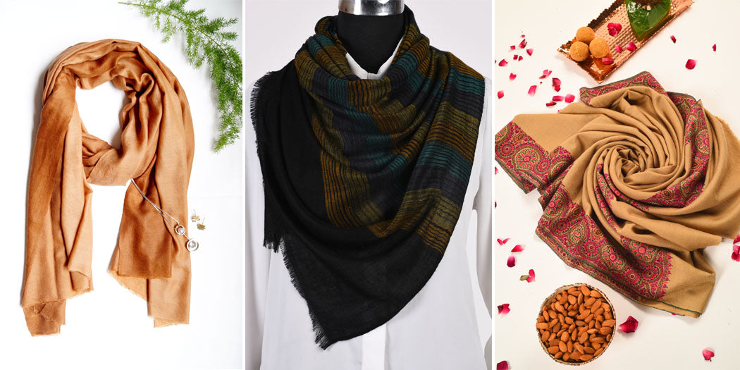 Not all cashmere is pashmina