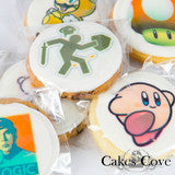 Geeky Cookies, Custom Order Only, Cakes Cove - Cakes Cove, cakes, treats, cookies, sweets, traditional wedding cakes, occasion cakes, birthday cakes, cupcakes, chocolates, corprate events, events, weddings, parties, special occasions