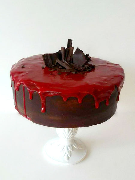 Double Chocolate Raspberry, Cake, Cakes Cove - Cakes Cove, cakes, treats, cookies, sweets, traditional wedding cakes, occasion cakes, birthday cakes, cupcakes, chocolates, corprate events, events, weddings, parties, special occasions