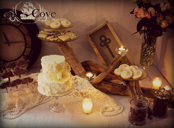Vintage Table, Custom Order Only, Cakes Cove - Cakes Cove, cakes, treats, cookies, sweets, traditional wedding cakes, occasion cakes, birthday cakes, cupcakes, chocolates, corprate events, events, weddings, parties, special occasions