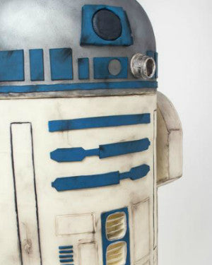 Life-Sized R2-D2 Cake