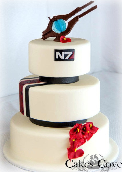 N7 Wedding Cake, Custom Order Only, Cakes Cove - Cakes Cove, cakes, treats, cookies, sweets, traditional wedding cakes, occasion cakes, birthday cakes, cupcakes, chocolates, corprate events, events, weddings, parties, special occasions