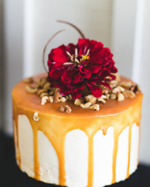 Caramel Drips, Custom Order Only, Cakes Cove - Cakes Cove, cakes, treats, cookies, sweets, traditional wedding cakes, occasion cakes, birthday cakes, cupcakes, chocolates, corprate events, events, weddings, parties, special occasions