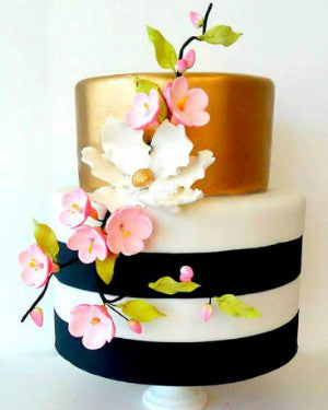 Summer's Day, Custom Order Only, Cakes Cove - Cakes Cove, cakes, treats, cookies, sweets, traditional wedding cakes, occasion cakes, birthday cakes, cupcakes, chocolates, corprate events, events, weddings, parties, special occasions