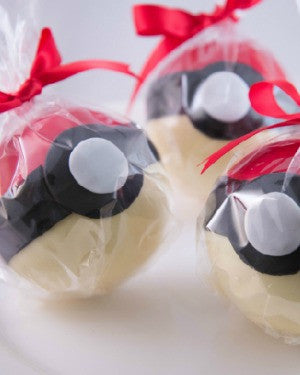 Pokeball, Chocolate Sundries, Cakes Cove - Cakes Cove, cakes, treats, cookies, sweets, traditional wedding cakes, occasion cakes, birthday cakes, cupcakes, chocolates, corprate events, events, weddings, parties, special occasions