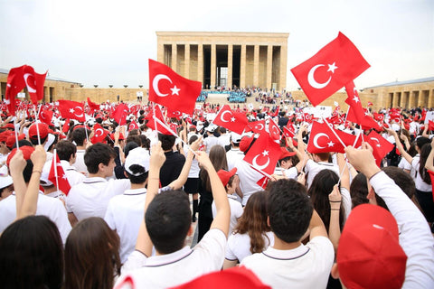 FETE NATIONAL TURQUIE