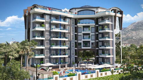 BOUTIQUE 15 RESIDENCE FRANCOPHONE TURQUIE ALANYA