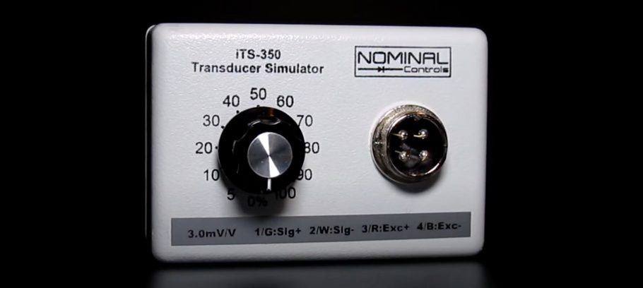 Video of New Generation Integrated Transducer Simulator (iTS- Series)
