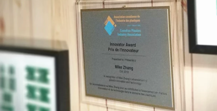 Lead Engineer Mike Wins CPIA 2018 Innovator Award