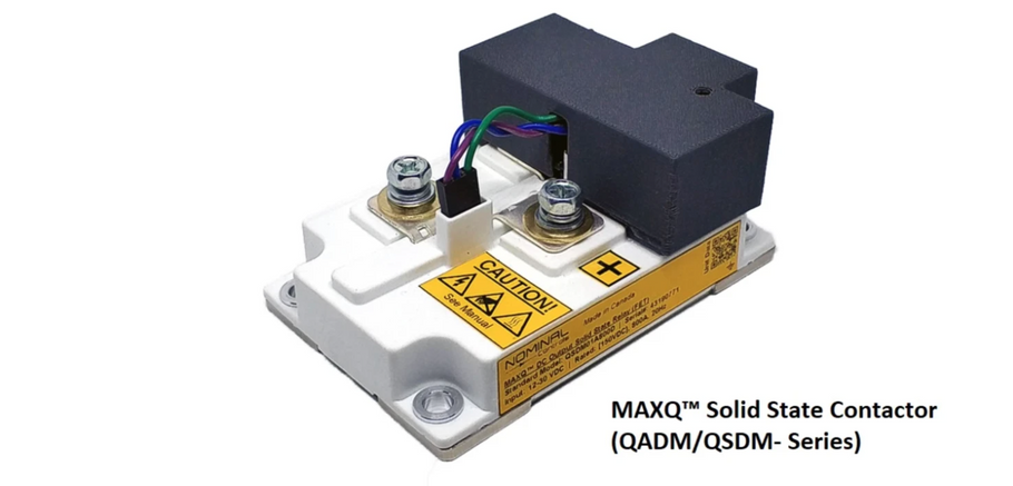 3 Important Considerations Before Selecting a MAXQ™ High Current DC SSR (Advanced Model)