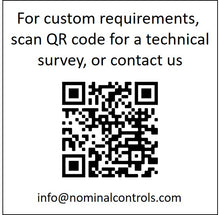 Load image into Gallery viewer, QR Code for M1 Custom Requirements, or Technical Survey