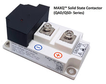 Load image into Gallery viewer, MAXQ DC solid state contactors switch up to 6000V, 3500A, and 10KHz