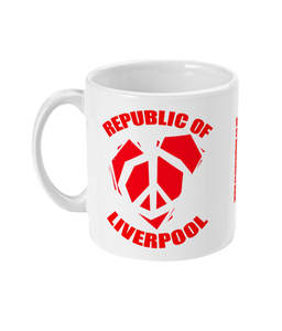 REPUBLIC OF LIVERPOOL - MUG
