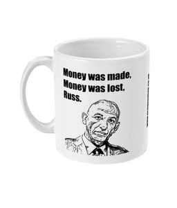MONEY WAS MADE - MUG