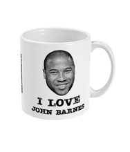 Load image into Gallery viewer, I LOVE JOHN BARNES - MUG