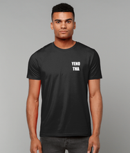 Load image into Gallery viewer, YENO THA - T-SHIRT - BLACK