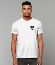 Load image into Gallery viewer, YENO THA - T-SHIRT - WHITE