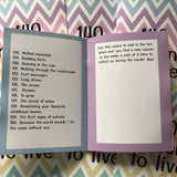 140 Reasons To Live - A Suicide Prevention Zine