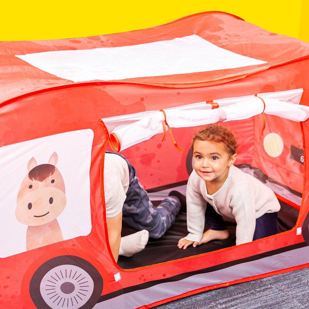 Wheels On The Bus Tent - Fabula Toys