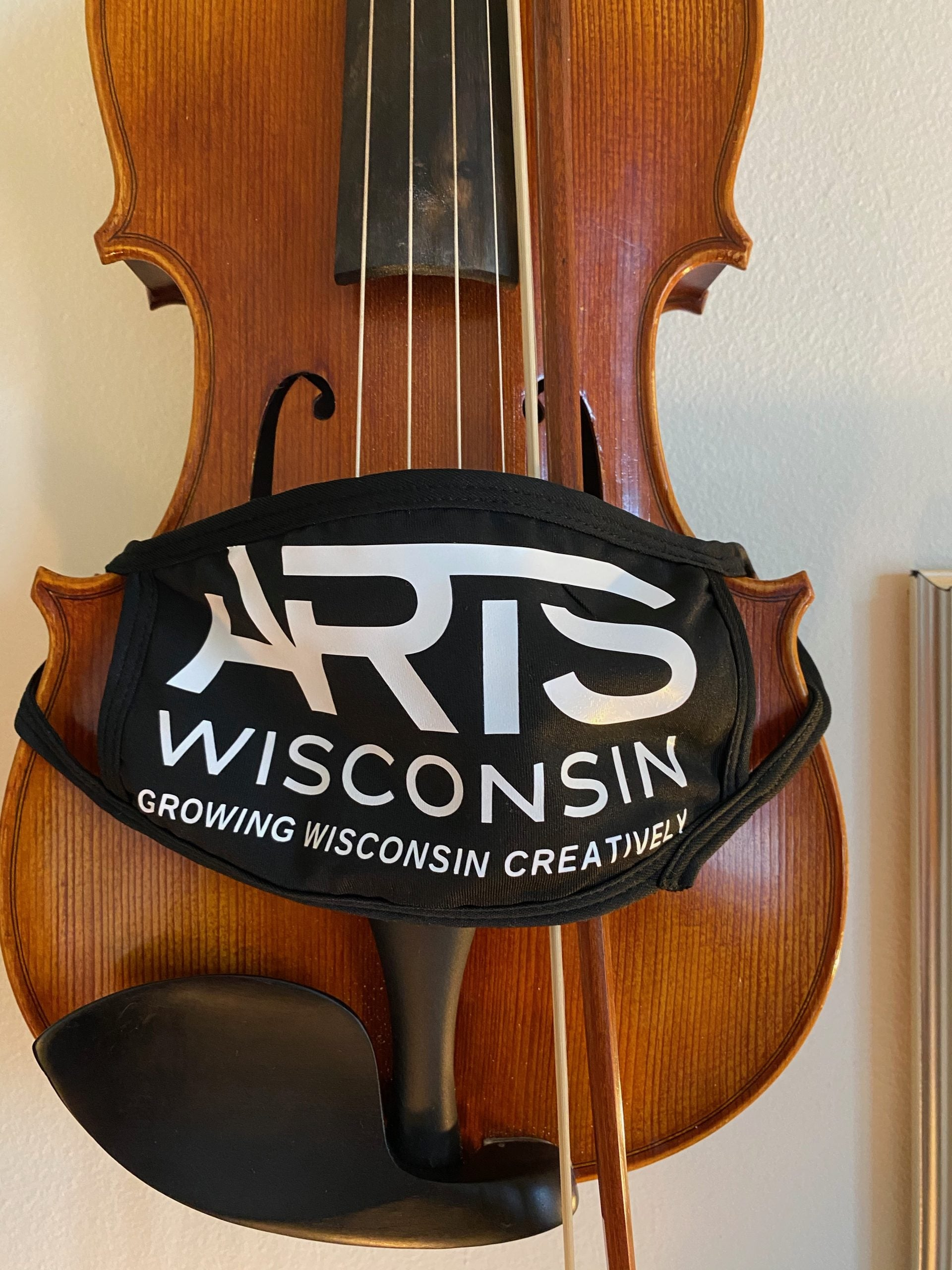 Arts Wisconsin Face Mask