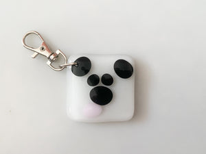 Puppy Dog Key Ring