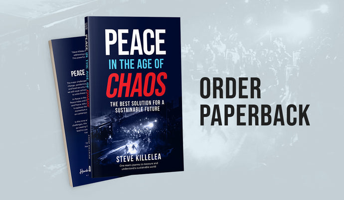 Peace In The Age Of Chaos by Steve Killelea [Paperback]